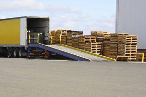 Storage Container Ramp