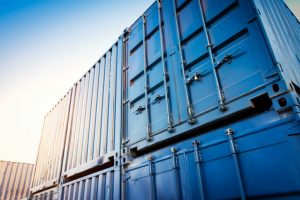 Industrial Shipping Containers| Dear John Trailer Rentals
