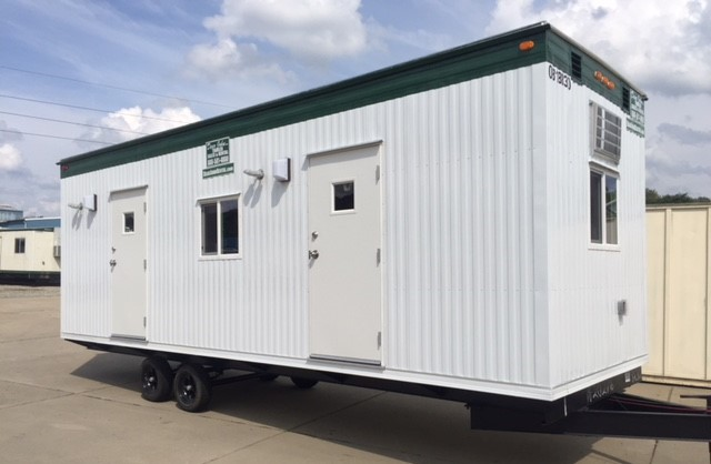 8x30 Office Trailer Coded 1